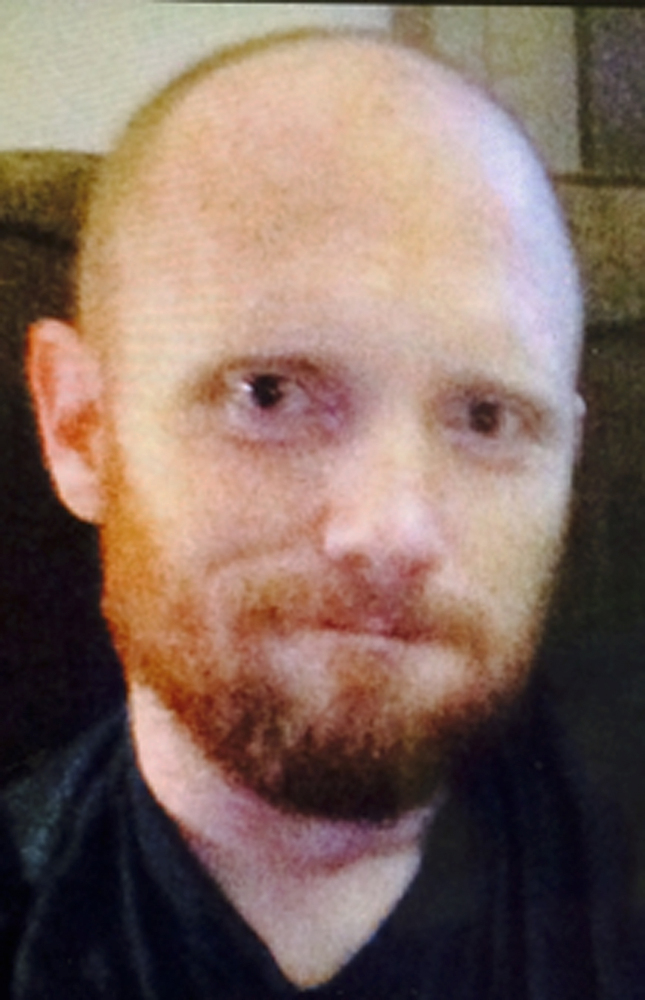 This undated photo provided by the Montgomery County Office of the District Attorney in Norristown, Pa., shows Bradley William Stone, 35, of Pennsburg, Pa., a suspect in six shooting deaths in Montgomery County on Monday.