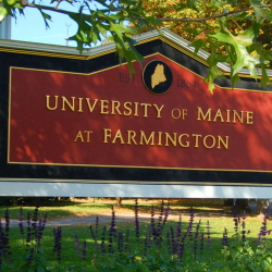 The University of Maine Farmington is waiving its $40 application fee.