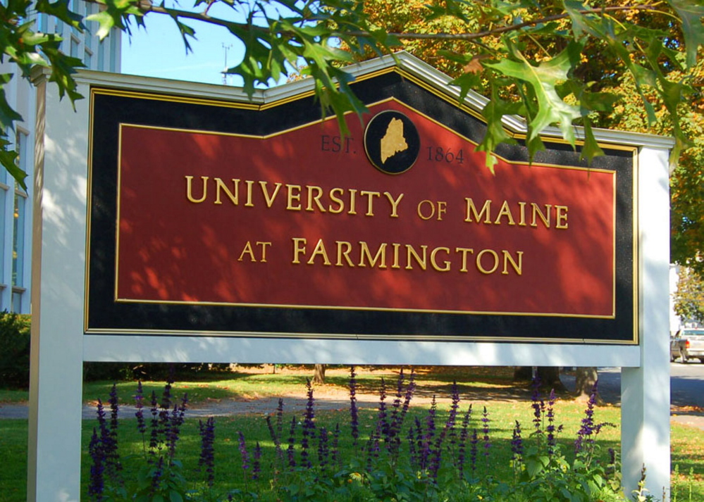 University Of Maine At Farmington >> UMF says eliminating application fee will improve college ...