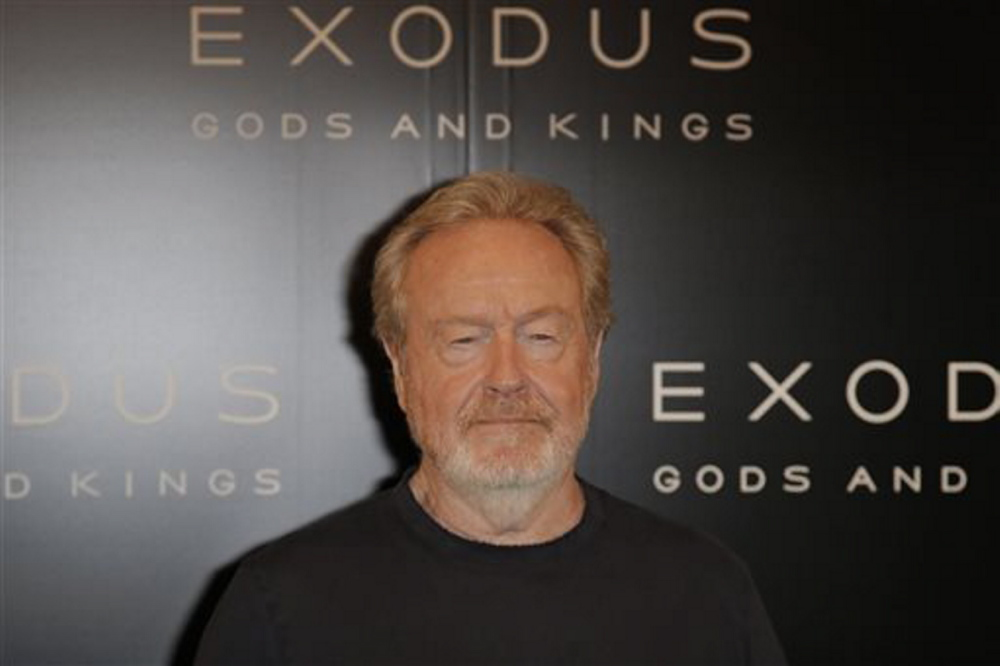 """Egypt says it banned Ridley Scott's biblical epic """"Exodus: Gods & Kings"""" because the Hollywood blockbuster distorts Egypt's history and presents a """"racist"""" image of Jews."""