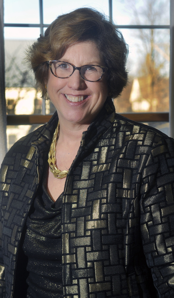 Nancy Marshall of Nancy Marshall Communications will receive the President's Award from the Kennebec Valley Chamber of Commerce.