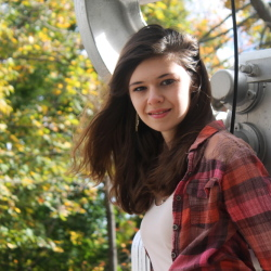 "In November, Glamour magazine named Nicole Maines, 17, as one of its 2014 ""Hometown Heroes: 50 Phenomenal Women of the Year Who Are Making a Difference."" Ellie Wiener photo"