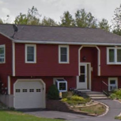 This Google street view image shows the house on Winthrop Road in Londonderry, NH, owned by Saco shooting victim, Rachel Owens.