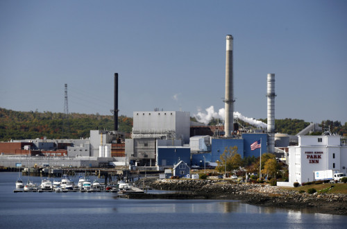 The Verso Paper Corp. mill shut down production in December, putting more than 500 people out of work.