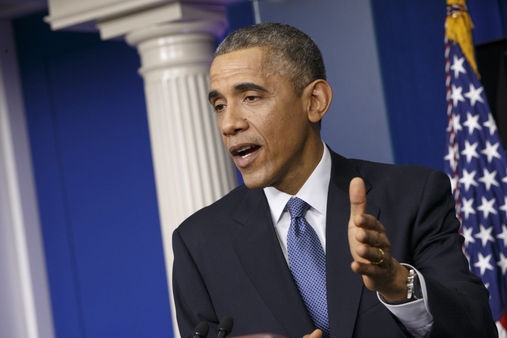 President Barack Obama on Friday authorized sanctions against North Korea over the cyberattack against Sony Pictures Entertainment.