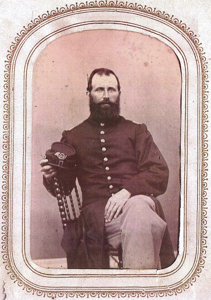 Capt. Charles W. Billings, of Clinton, died from wounds sustained during the defense of Little Round Top at the Battle of Gettysburg. He was the highest ranking member of the 20th Maine Volunteer Infantry Regiment to be mortally wounded during the battle.