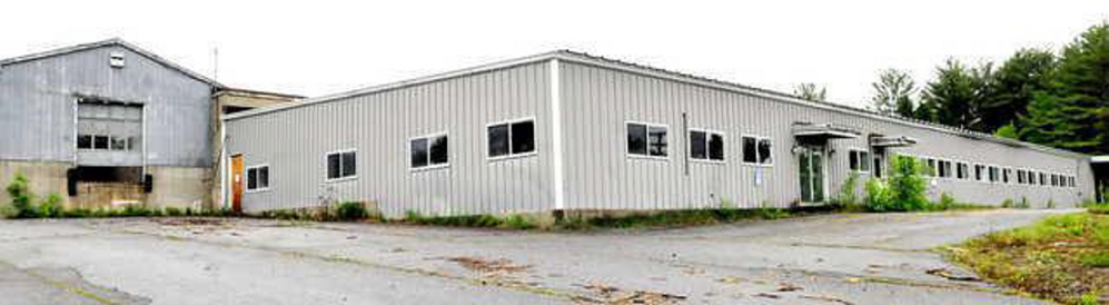 Former home to Wilton Tanning and Kroy Tanning, this 55-year-old building is now owned by the town which is trying to sell it, but has received no offers.