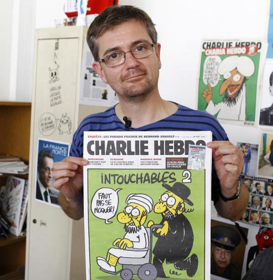 www.sudinfo.be Stéphane Charbonnier, editor of Charlie Hebdo, was among the French journalists and editorial cartoonists killed in Wednesday's terrorist attack in Paris.
