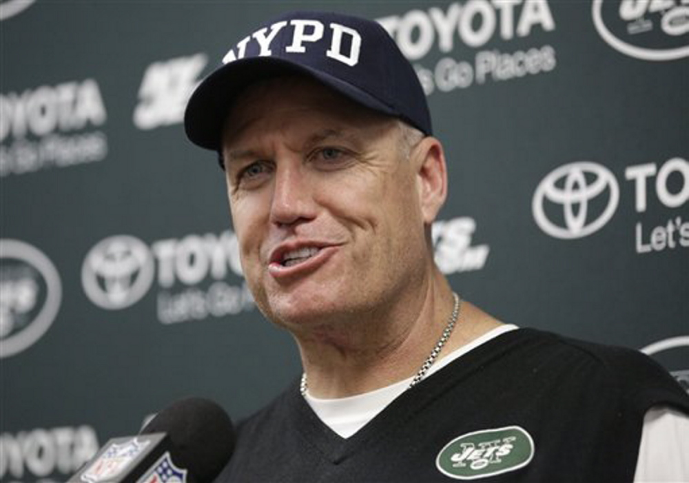 The Buffalo Bills have offered the coaching job to fired Jets coach Rex Ryan, a person familiar with discussions told The Associated Press on Sunday.