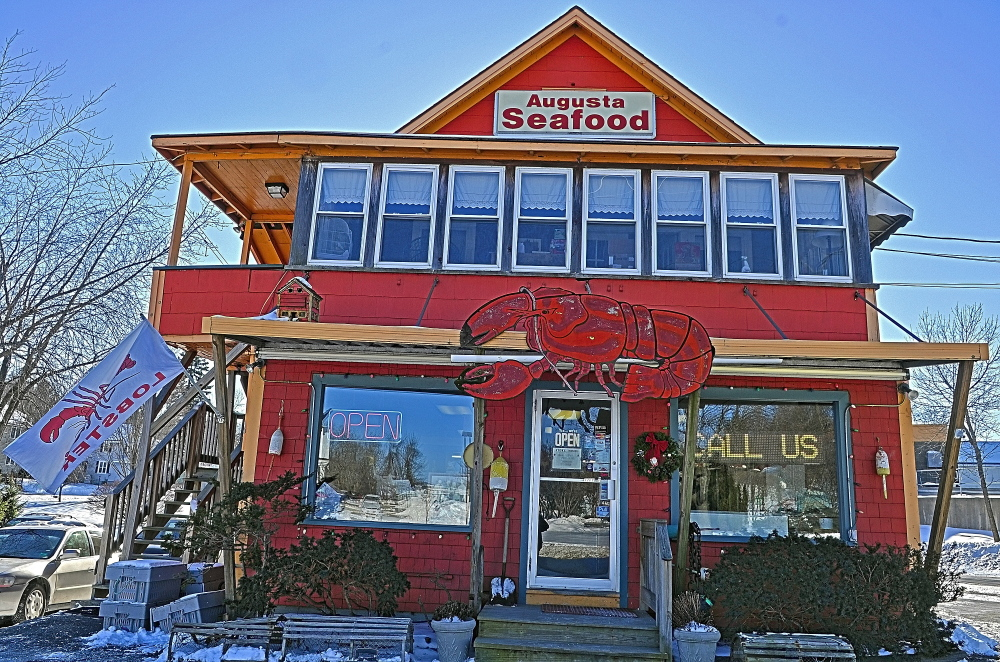 Jeff and Bob Benedict recently sold Augusta Seafood to AJ & K, Inc., the owners of China King on Western Avenue.