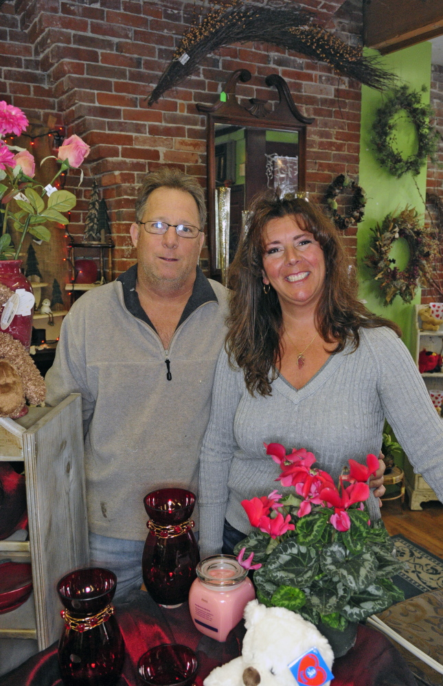 Berry & Berry Floral owners John and Aurilla Holt recently purchased two new delivery vans, a sign they are feeling confident about the future of their business.