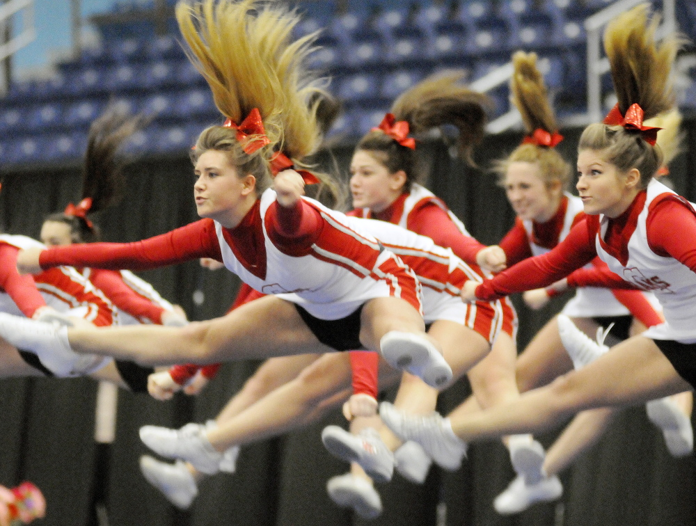 the controversial sport of cheerleading Get those spirit fingers ready the internal olympic committee has made official what cheerleaders have known all along—cheerleading really is a sport popsugar good news.