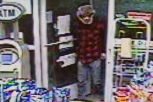 Police need help identifying this man, who robbed the Augusta Quik Mart about 8:30 p.m. Monday.