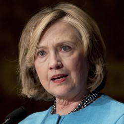 Hillary Rodham Clinton, the leading Democratic contender, is widely expected to announce a presidential campaign in the coming months, but has maintained a low profile since mid-December.