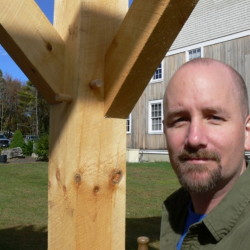 Author Don Perkins will describe how carefully crafted barns have shaped the lives of Mainers for centuries during his Feb. 22 lecture.