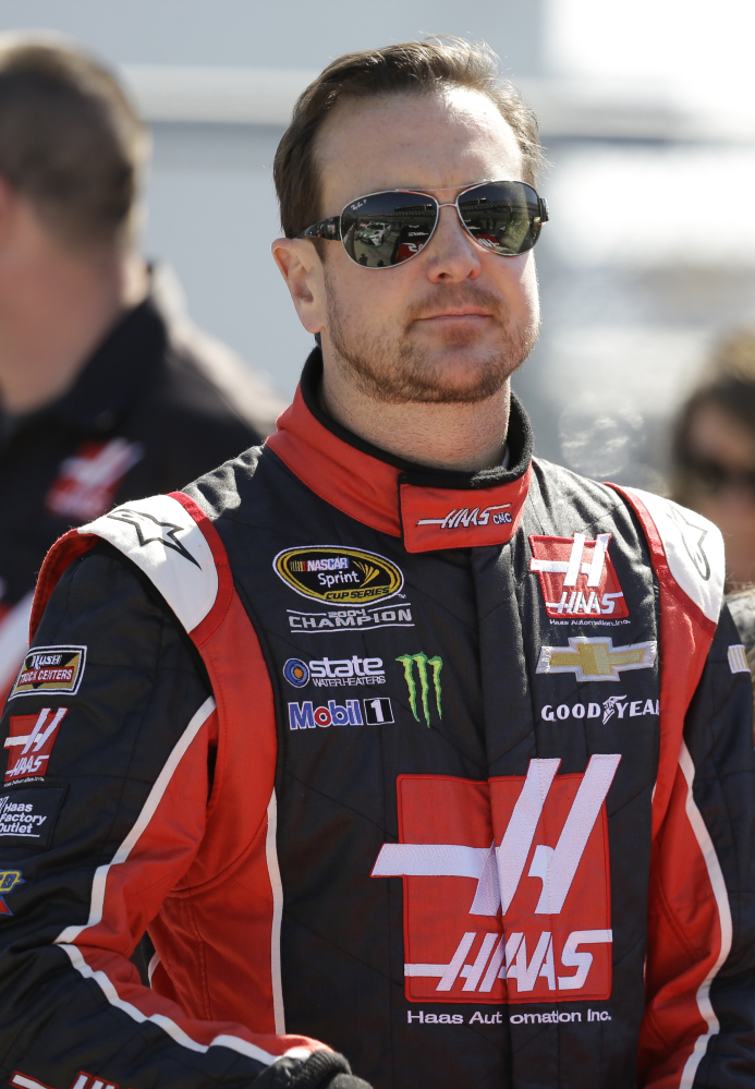 "NASCAR suspended driver Kurt Busch indefinitely Friday after a judge said the former champion almost surely strangled and beat an ex-girlfriend last fall and there was a ""substantial likelihood"" of more domestic violence from him in the future."