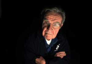 Dick McGee, former Colby College and Lawrence High School football coach, died Thursday at age 84.