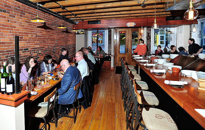 Central Provisions in Portland, a James Beard Award nominee for Best New Restaurant