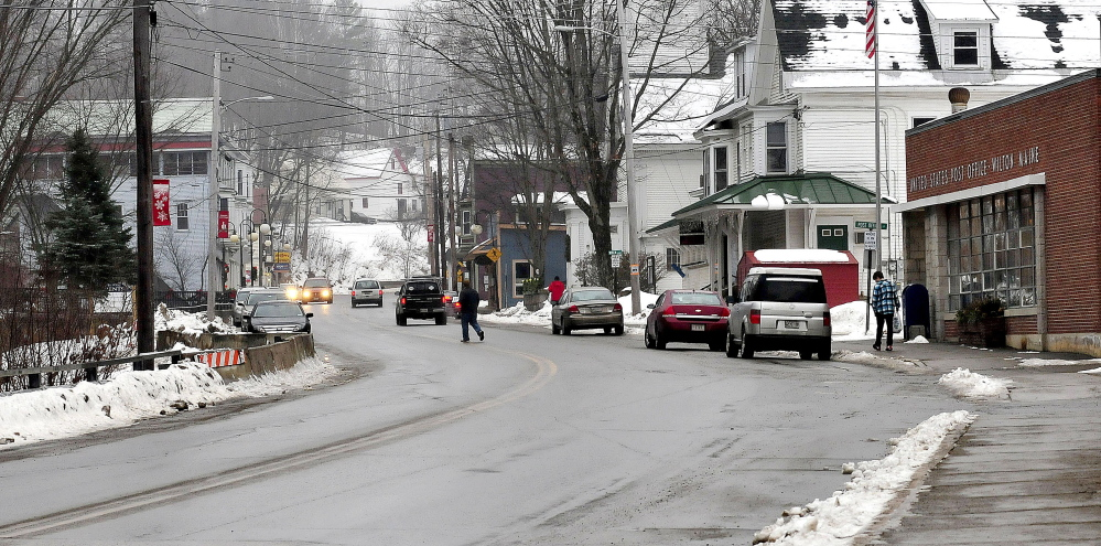 Downtown Wilton may benefit from Community Development Block Grant that the town is in the running for.