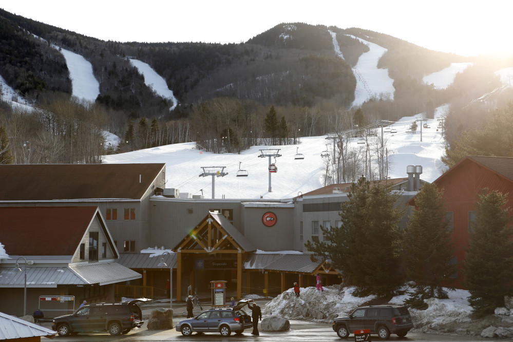 CNL Resort Properties , the real estate investment trust that's the largest owner of ski areas in the country, including Sunday River, is quietly putting the entire lot, along with dozens of other properties , up for sale. The company is looking to liquidate to repay investors.