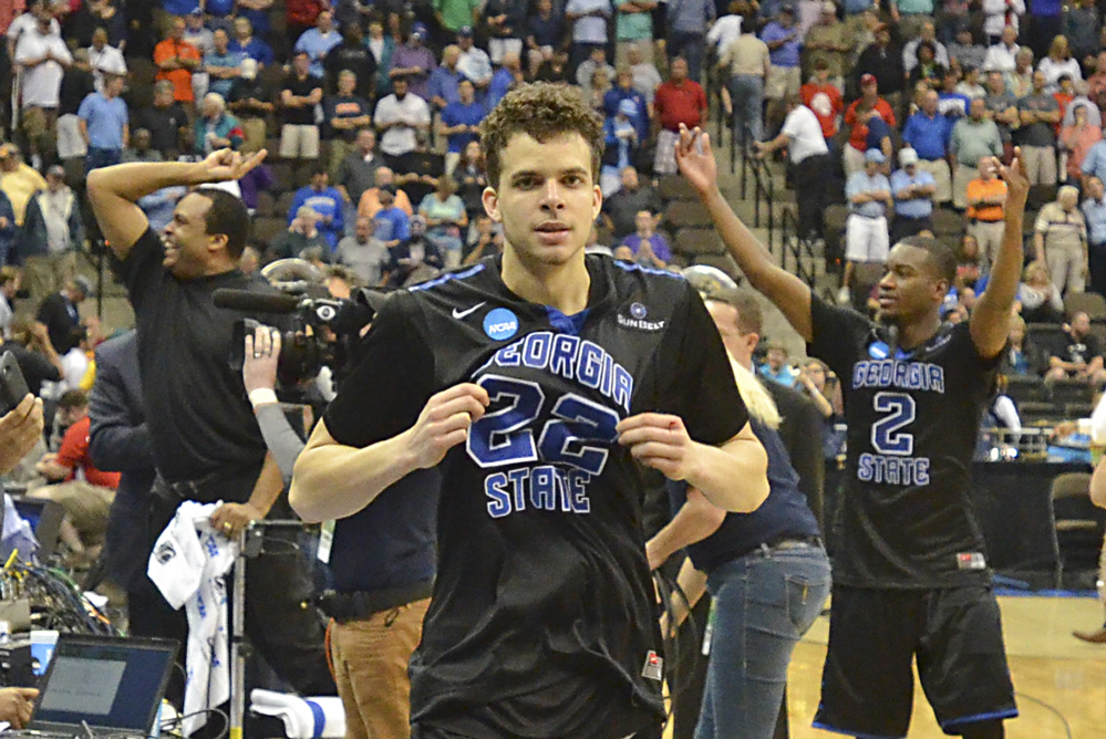 Georgia State's victory over No. 3 Baylor was just one of many upsets during the second round of the NCAA men's basketball tournament.