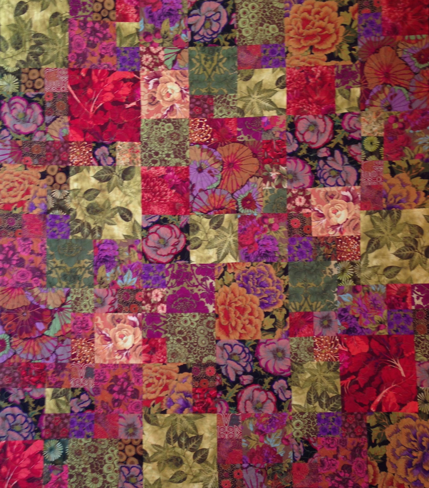 39 Fabric As Meditation 39 By Barbara Crowley And Holly
