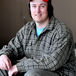 Skowhegan's Mike Miller is the Morning Sentinel Boys Alpine Skier of the Year.