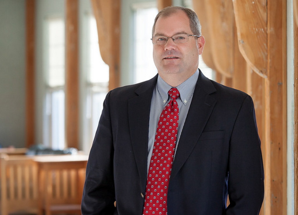 Jim McKenna, CEO of Redzone Wireless, says his company's plan has major implications for Maine, which has some of the slowest average Internet speeds in the country.