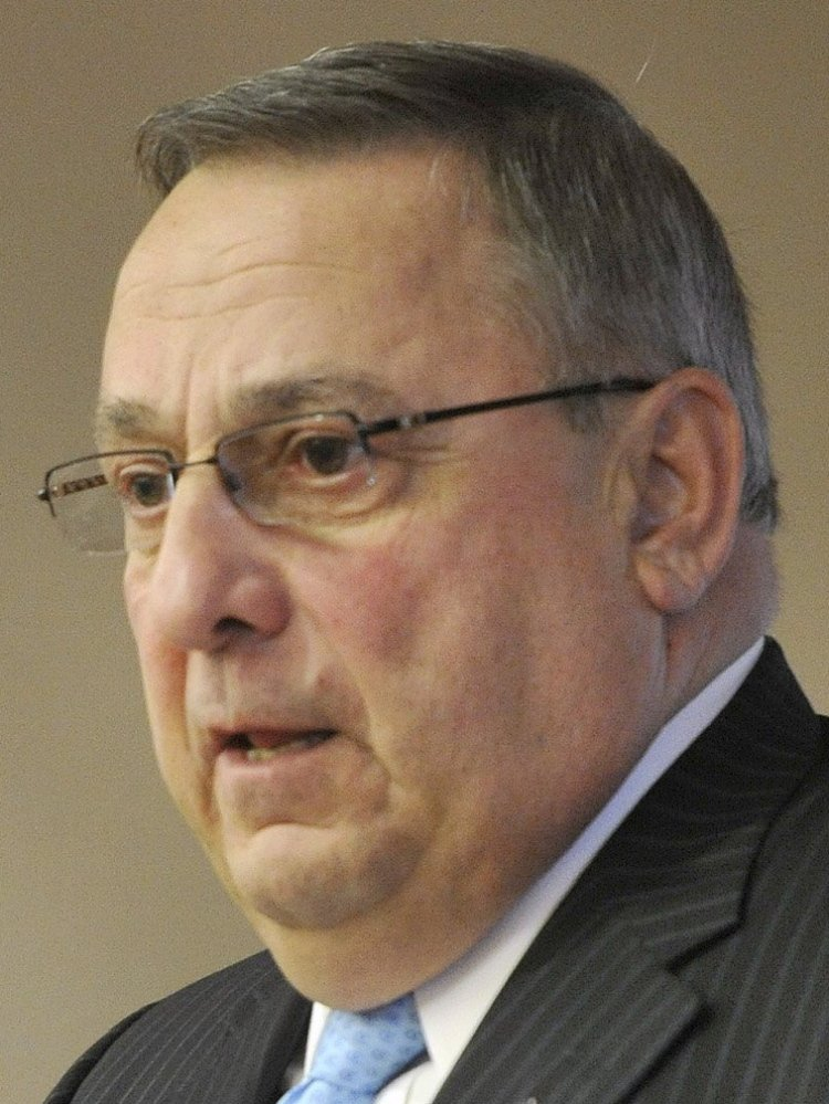 Gov. LePage has written to the EPA to strongly object to its order for Maine to tighten pollution standards for tribal waters.