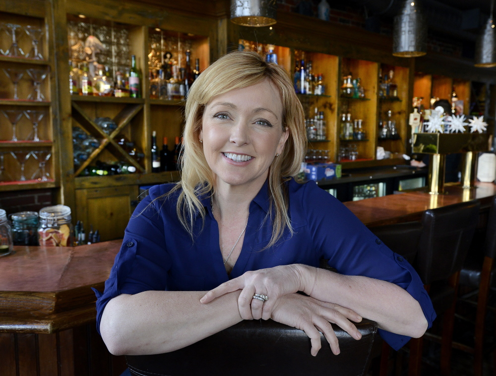 """Shannon Bard, owner of Portland's Zapoteca restaurant , has just published """"The Gourmet Mexican Cookbook."""""""