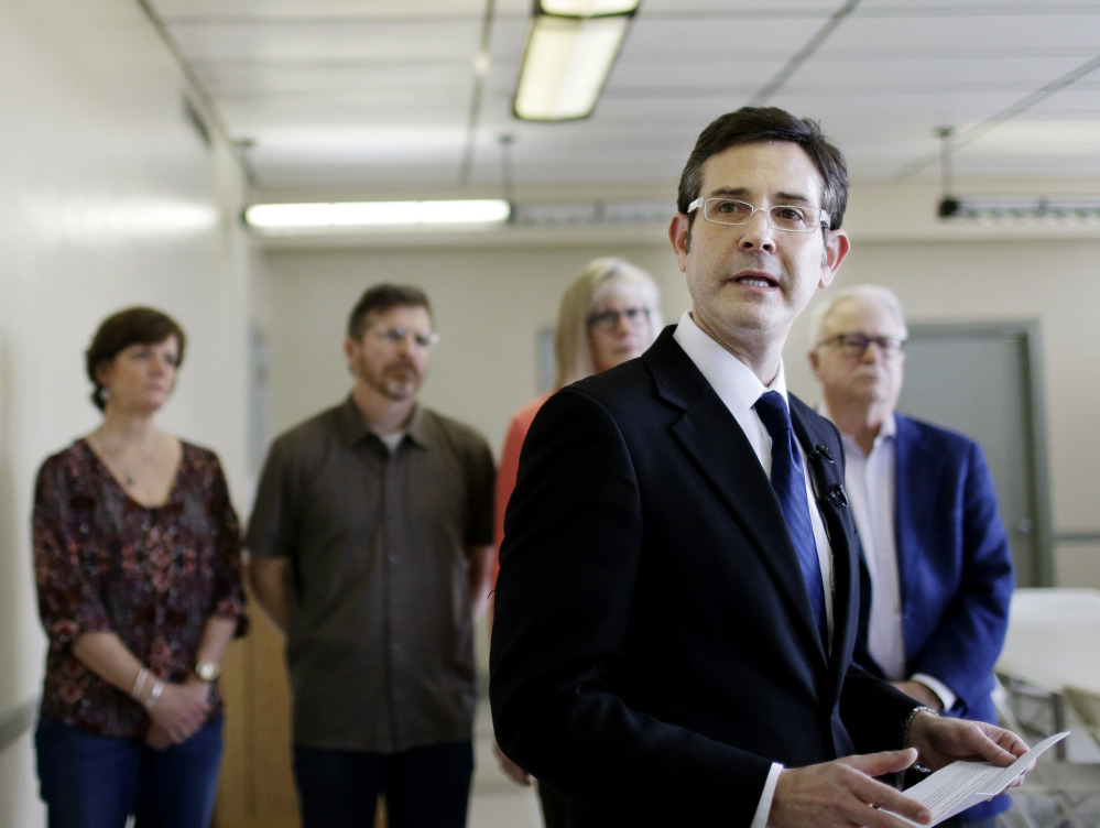 Ben Cooper, chairman of Equality Alabama, says advocates of same-sex marriage are prepared to appeal to the U.S. Supreme Court.