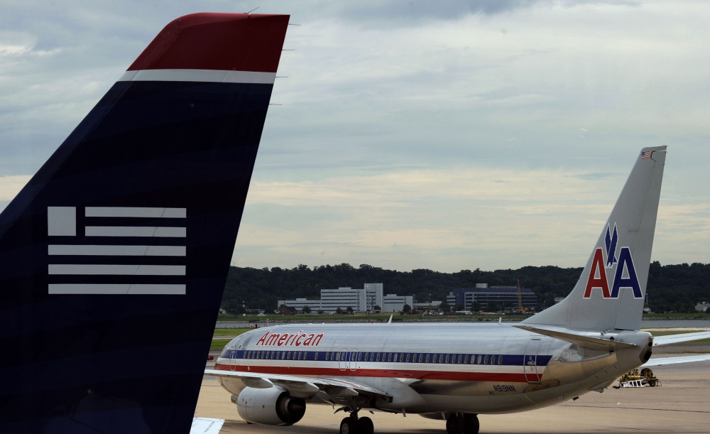 After a steep drop in oil prices, airfares are beginning to drop slightly.