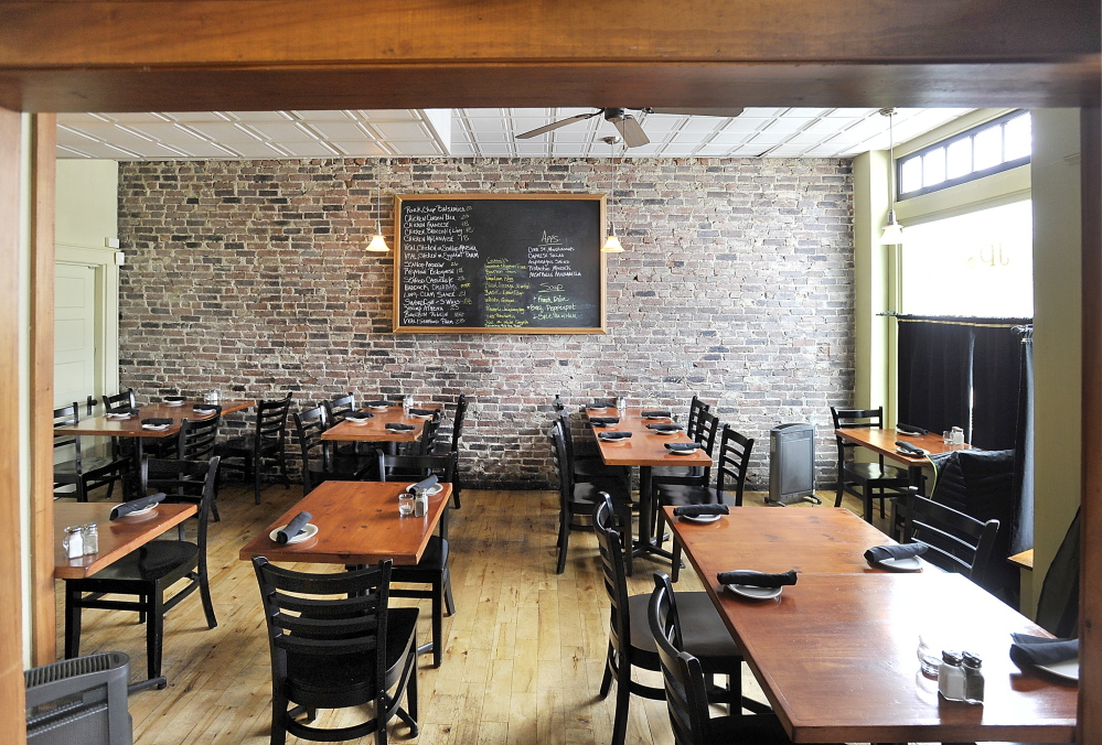JP's Bistro is a neighborhood spot where the wait staff is extraordinarily warm and welcoming.