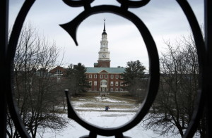 At Colby College in Waterville, at least 60 percent of students pay the full $61,100 yearly cost of attendance, leaving more financial aid available for lower-income students, according to Provost Lori Kletzer.