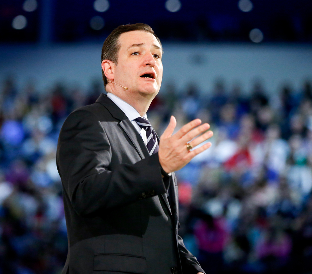 Sen. Ted Cruz is an avowed critic of the Affordable Care Act, but he is required to buy health insurance through an exchange created by the law.
