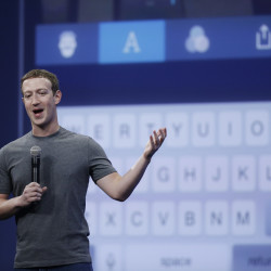 CEO Mark Zuckerberg says Facebook is trying to mold its Messenger app into a more versatile communications channel as smartphones create new ways for people to connect with friends and businesses beyond the walls of the company's ubiquitous social network.