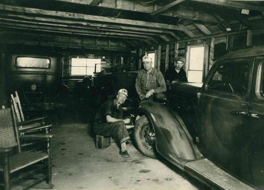 A.L. Weeks & Son founder Arnold Weeks is remembered by three generations who followed him into the family auto sales business as a man who worked long hours to make certain that his customers were satisfied.