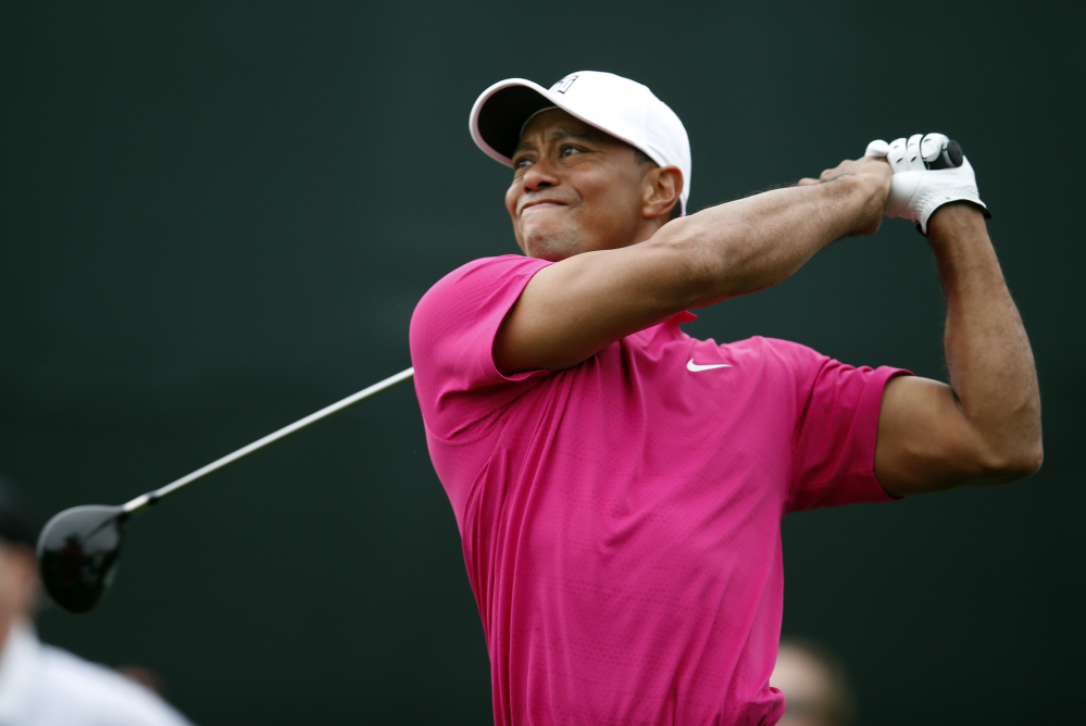 "Tiger Woods has made up his mind, he will play the Masters. After two trips to Augusta National this week, Woods announced his return to competition on his website Friday. He wrote: ""I'm playing the Masters. It's obviously very important to me, and I want to be there."""