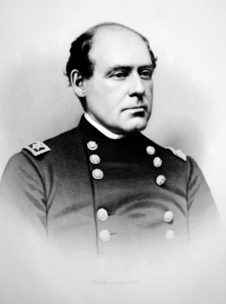 U.S. Army Maj. Gen. Seth Williams was an Augusta native who was present when Gen. Robert E. Lee surrendered to Gen. Ulysses S. Grant to end the Civil War.