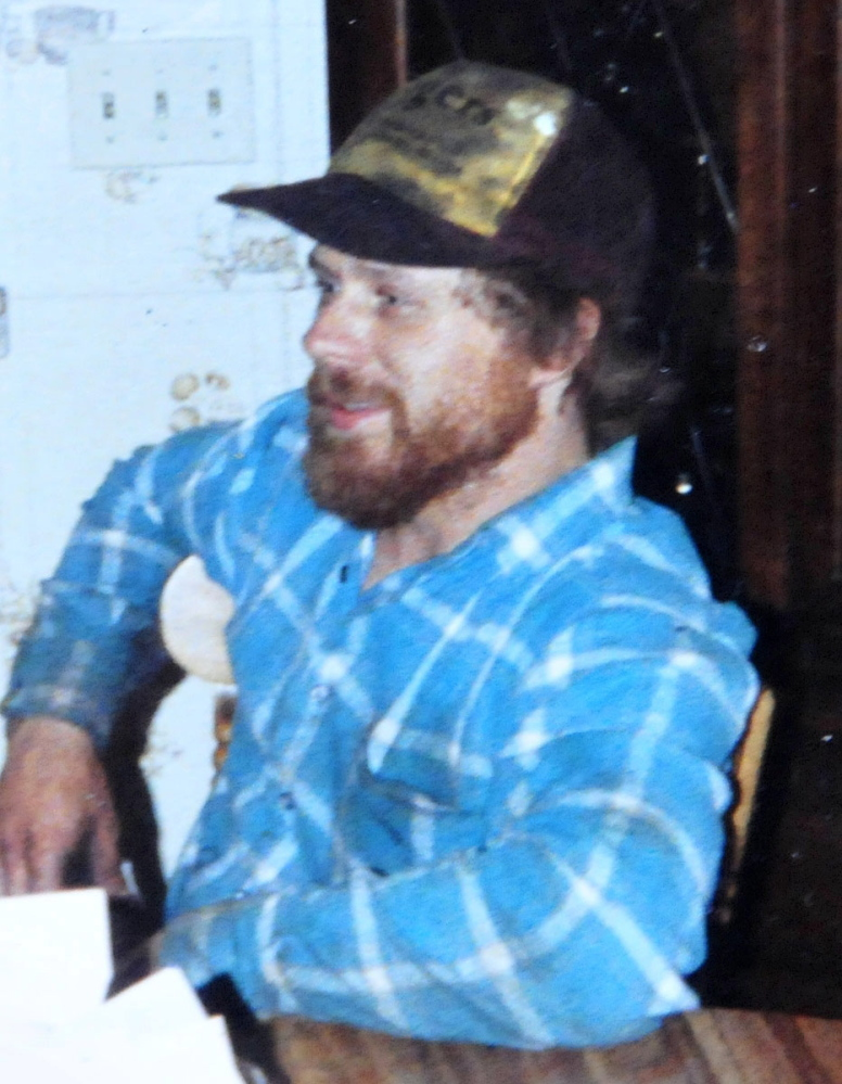 A photograph of Steven Hodgdon, who was found stabbed to death at his home in Troy on March 7.