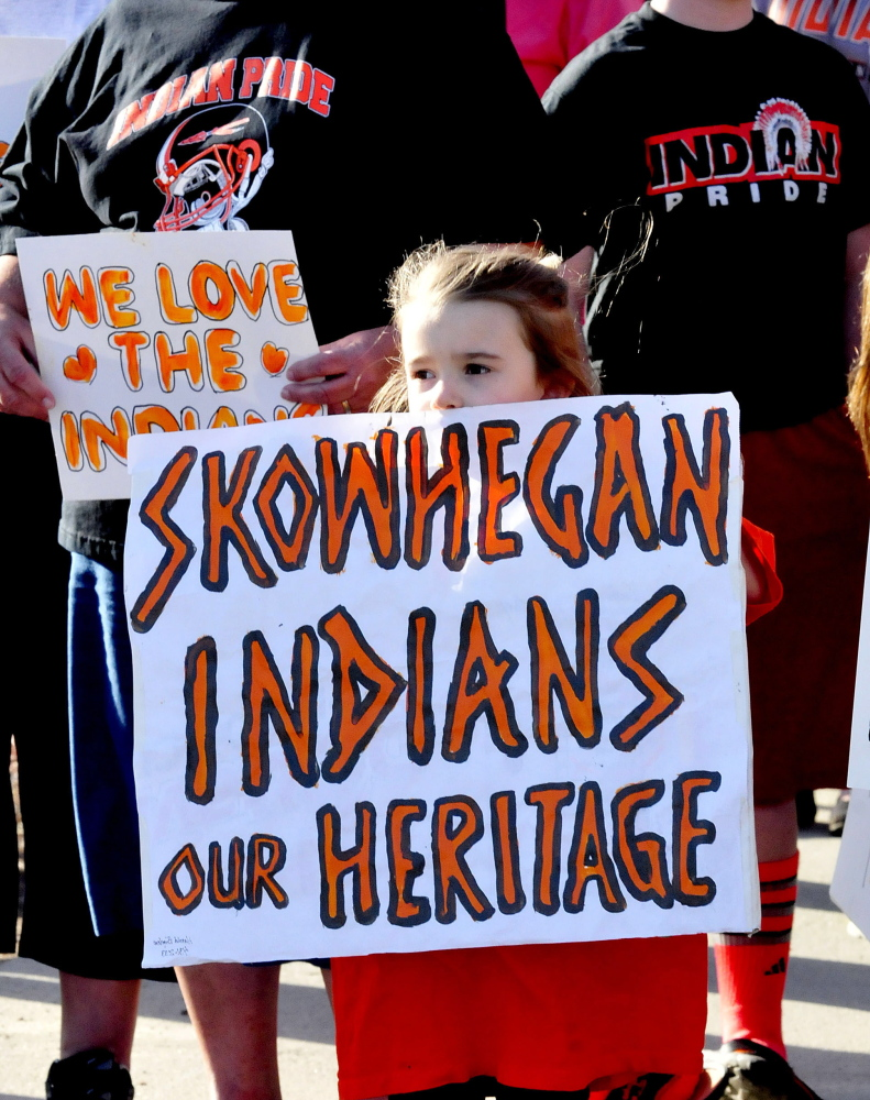 Sad 54 School Subcommittee Told Indian Mascots Are Wrong