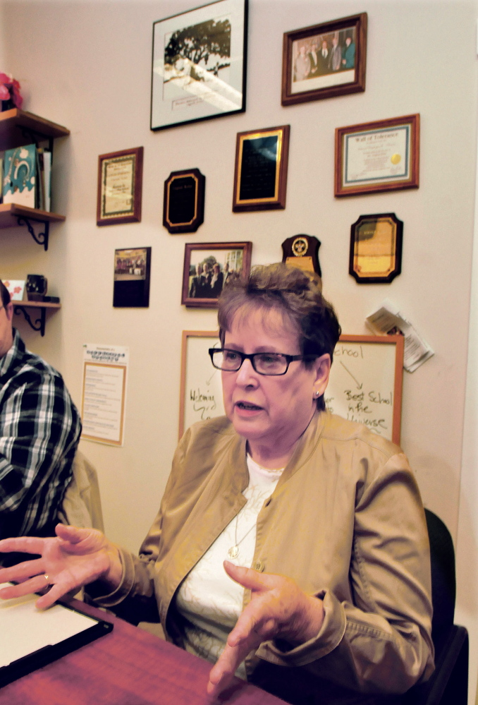 After nearly 50 years as a teacher, principal and SAD 13 school board member, Linda Hunnewell speaks about her commitment to education and recent retirement.