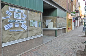 The Gardiner Food Co-op & Cafe on Water Street in downtown Gardiner is scheduled to open in late May.