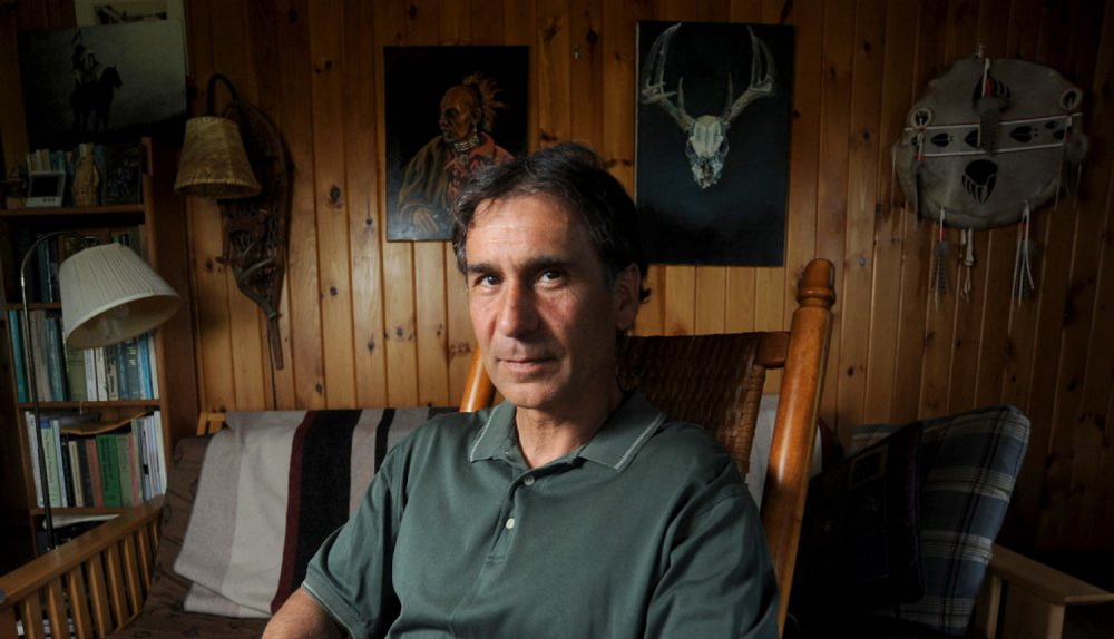 A forum for public discussion of the continued use of the name Indians to denote Skowhegan Area High School sports teams has been set for next month. Bary Dana, of Solon, is one of a group of Maine Indians who oppose continued  use of the name.