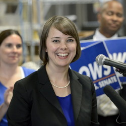 Former U.S. Senate candidate Shenna Bellows and others will be at a 3 p.m. rally Saturday at the Maine State House.