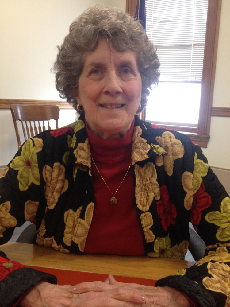 The Skowhegan Chamber of Commerce Alton W. Whittemore Award for outstanding service will be awarded to Skowhegan Selectman Darla Pickett at the Chamber's annual banquet later this spring.