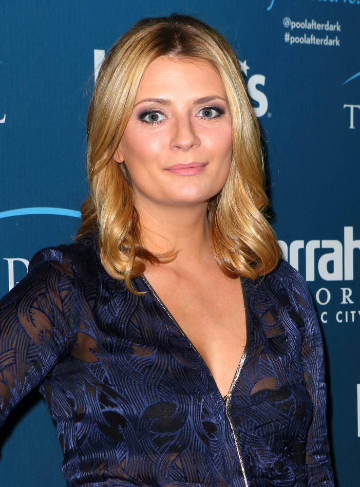 Mischa Barton was managed by her mother, Nuala Barton, for years.