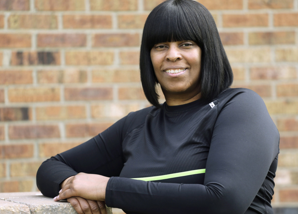 Mishaun Cannon, 48, of Markham, Ill., who unexpectedly lost a good-paying hospital job last year and has been pursuing a career-switch master's degree, was surprised to learn she likely would qualify for food stamps.