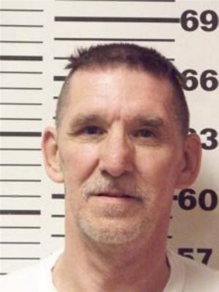 Frank Fournier, sentenced to 50 years in prison for murder. Department of Corrections photo