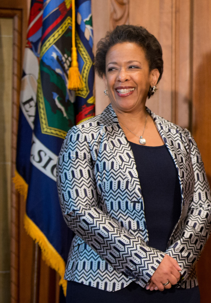 Loretta Lynch is expected to continue the policies of Eric Holder, who served as attorney general for six years.